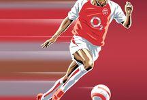 RETRO FOOTBALL ART / Retro football art, illustrations, prints, posters, books, magazines, programmes, cards