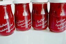 Marmelade - Konfitüren - Brotaufstriche