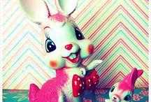 Cute bunnies