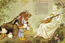 Illustration | Vintage Children's Books