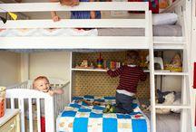Småbarnslivet / Den här anslagstavlan handlar om småbarnslivet