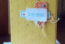 Stampin' Up! - Just Sayin' / by Kim Miller