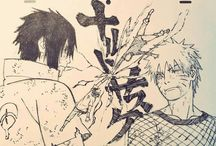 ~Sasuke & Naruto: Brotherhood/Rivalry~