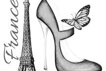 Paryż tu i tam