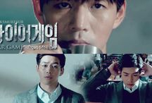 DSS EPISODE BANNERS: Liar Game / EPISODE BANNERS, arts by DSS GRAPHICS TEAM