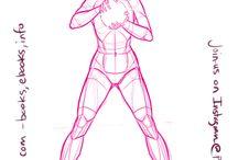 Anatomy - Human Study Zbrush