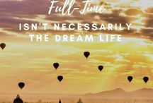 Travel Inspiration / Travel inspiration that will inspire you to move abroad, venture to a new destination, try new adventures and more! | Travel quotes | Travel destinations