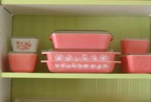 I love Pyrex!!  / by Gloria Morrison
