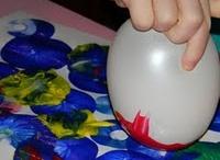 Preschool Balloon Activities / by Patricia Ispas