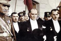 Mustafa Kemal Atatürk'ün Renklendirilmiş Fotoğrafları