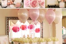baby shower / by Julie Hinchcliff