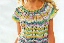 блузы, топы, футболки