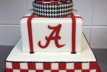 ALABAMA  (Cakes, Cookies) / by Elizabeth Owens