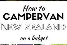 Camper Trip NZ