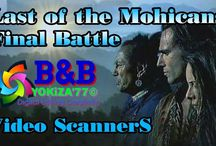 the Last of the Mohicans (B&B) Cover