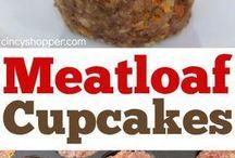 mini meatloaf appetizer