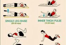 me and savys workouts