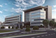hastane. cephe