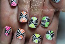 Nails / by Melanie Elizabeth Eikel