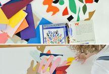 decoupage matisse / Matisse decoupage