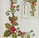 Χριστουγενιάτικα / εργοχειρα    κ´   σχεδεια