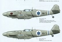Israeli Air Force - Past and Present / Some images of the world's most efficient air force, the Chel haAvir.