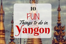 Myanmar - Top 10 Travel Lists