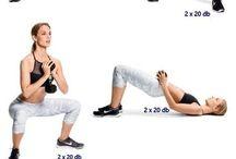 Fitness - Dumbbells