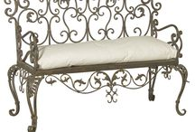 Design and Decor - Wrought Iron Wonders / Wrought Iron.  See also Gateways and other Décor boards