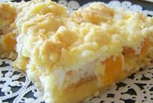 Sweet stuff and snacks / Yummy recipes for sweets to try out. / by Nichole Starling