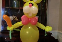 Balloon Easter