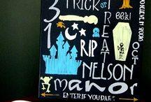 Fall Inspiration / Fall, Halloween, Thanksgiving Crafts, Recipes, Decor, Inspiration, Etc.