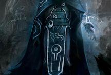 magos, sacerdotes, monjes...