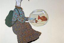 Wolf Elbruch / Иллюстрации