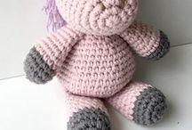 Crochet - Unicorns