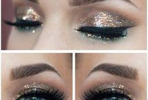Bridal Make-up / Some beautiful idea's for bridal party make up!