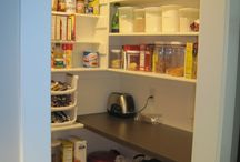 HOUSE- pantry