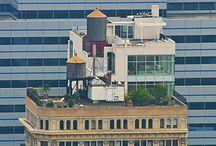 Rooftop Gardens / by Andrew Sorensen