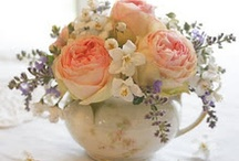 Floral ideas - bouguets and beauty