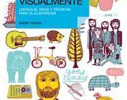 Biblioteca Visual Thinking / Recomendaciones bibliográficas sobre Visual Thinking