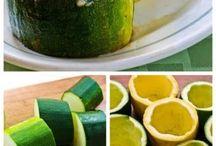 zucchini / by Linda Burgdorf