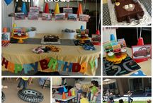 Cars themed birthday / by Sarah DeGanna