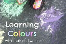 Learning fun / Teaching kids through the use of fun interaction and play.