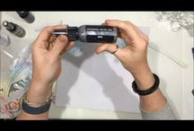 Colour Blast Design Team Videos / These are videos created by Colour Blast Design Team Members using Colour Blast products.