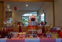 Lilá Criando Ideias / Decoração de festa infantil