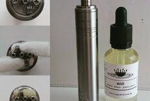 Vapeing / Dampfen, Vapeing, E-Zigaretten, Aromen, Liquids / by Christian