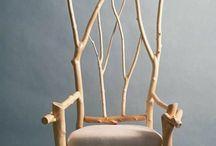 Sitzmöbel Ideen / Sitzmöbel abseits vom Mainstream