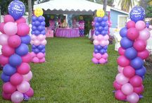 balloons art decor