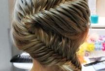 Hair... / by Dena Fournier