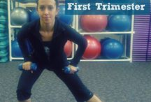 Pregnancy Workouts / by Amanda Blackburn